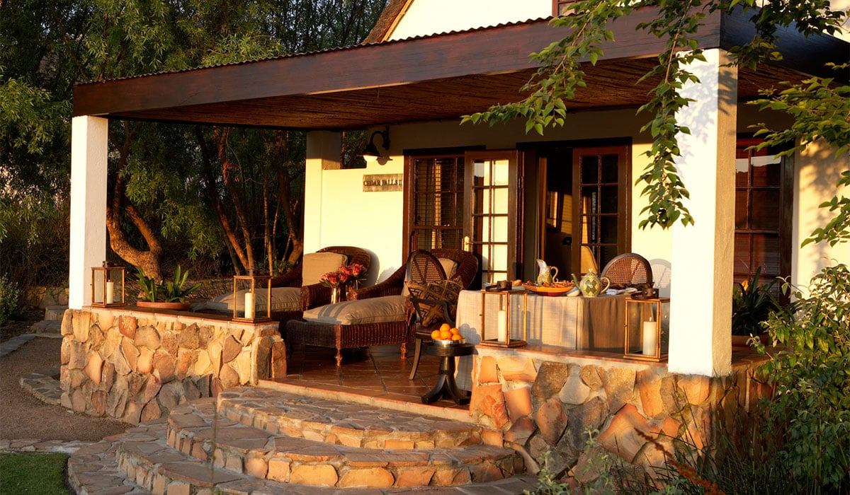 Bushmans Kloof Wilderness Reserve & Wellness